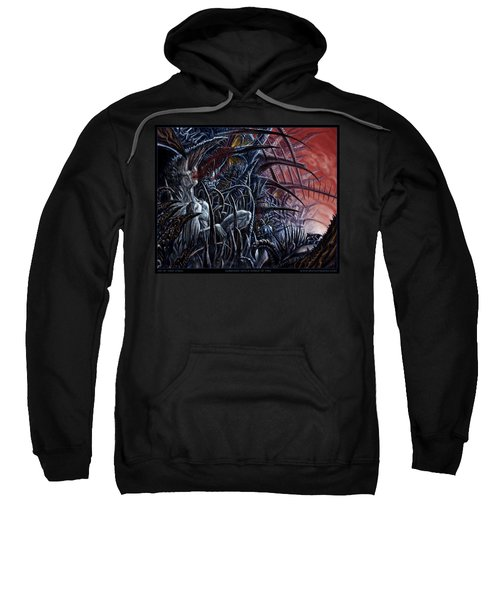 Embedded Into A World Of Pain Sweatshirt