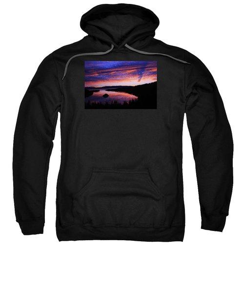 Emerald Bay Awakens Sweatshirt