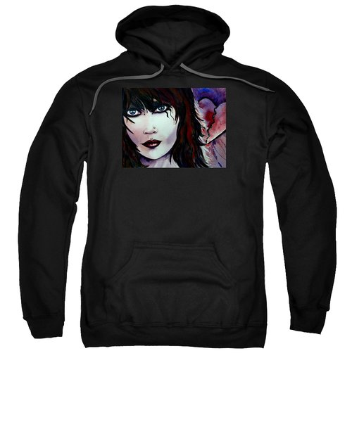 Emo Girl Sweatshirt