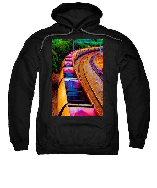 Empty Coal Hoppers Sweatshirt