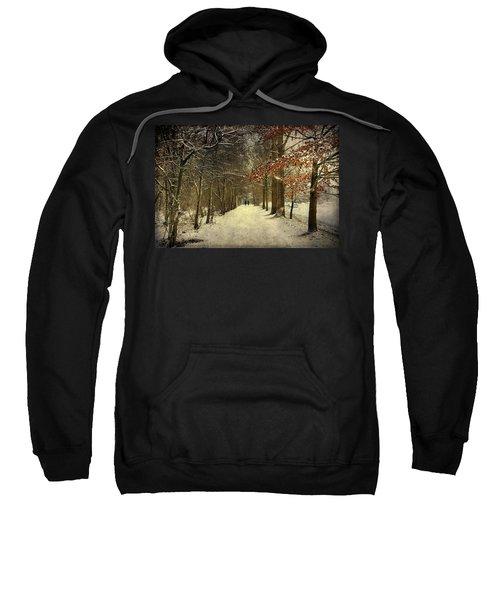 Enchanting Dutch Winter Landscape Sweatshirt