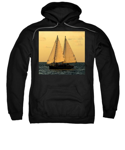 More Sails In Key West Sweatshirt