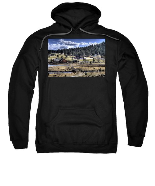 Evergreen Colorado Lakehouse Sweatshirt