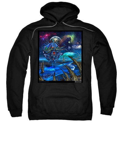 Evolutionary Space Sweatshirt
