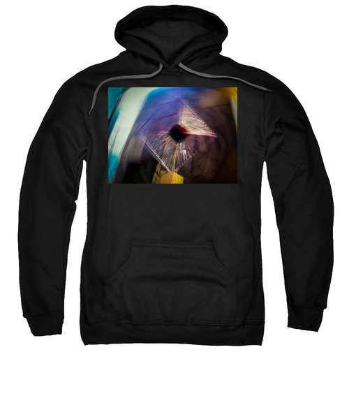 Sweatshirt featuring the photograph Explore The Galaxy With The New Allara Q-series by Alex Lapidus