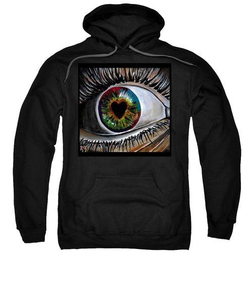 Eye Love You Sweatshirt