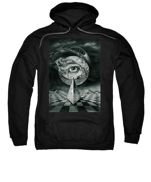 Eye Of The Dark Star Sweatshirt