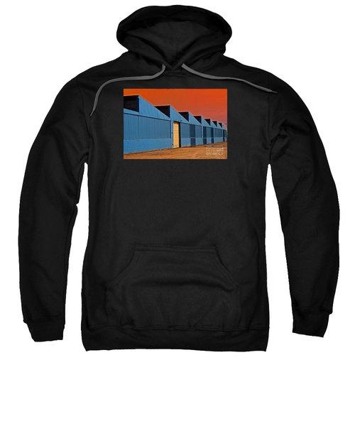 Factory Building Sweatshirt