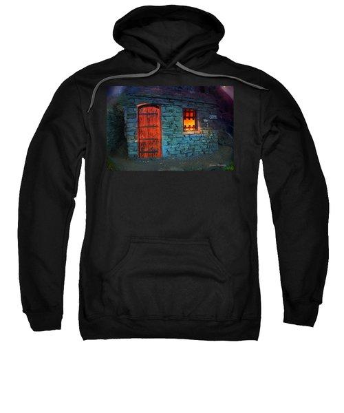 Fairy Tale Cabin Sweatshirt