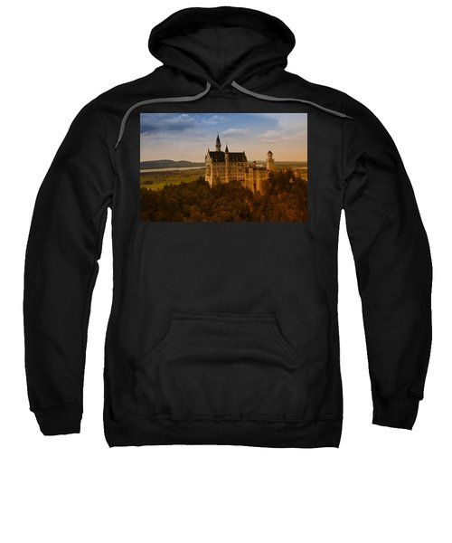 Fairy Tale Castle Sweatshirt