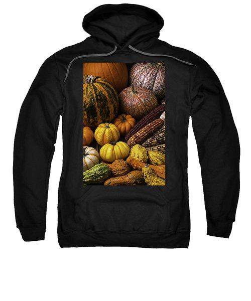 Fall Autumn Abundance Sweatshirt