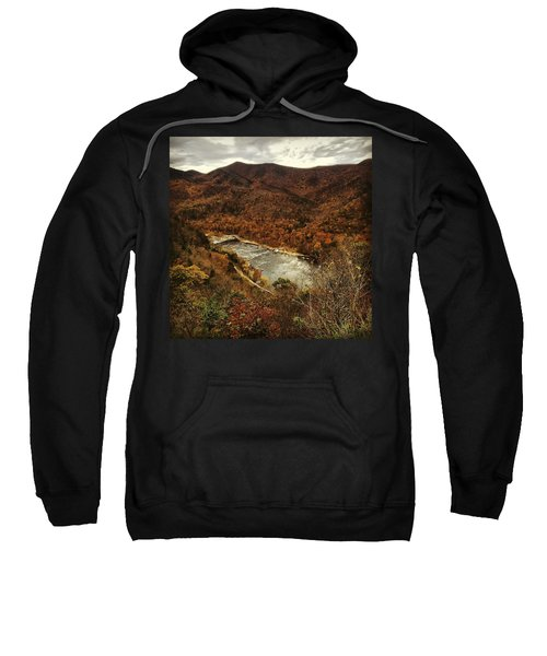 Fall On The Maury Sweatshirt