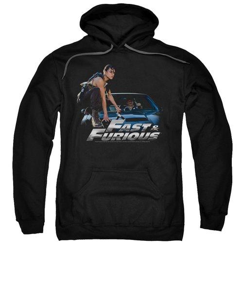 Fast And Furious - Car Ride Sweatshirt