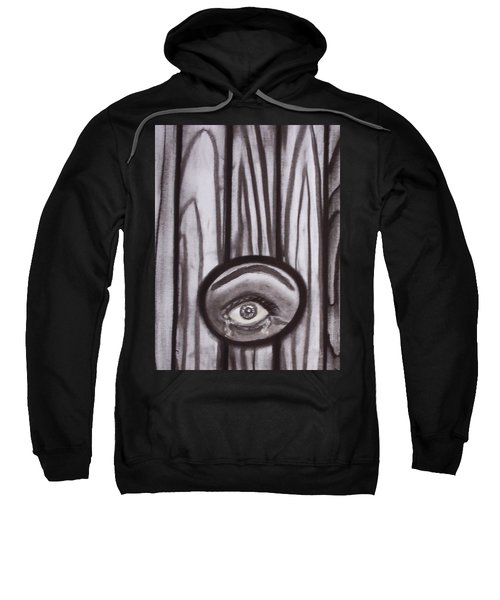 Fear - Eye Through Fence Sweatshirt