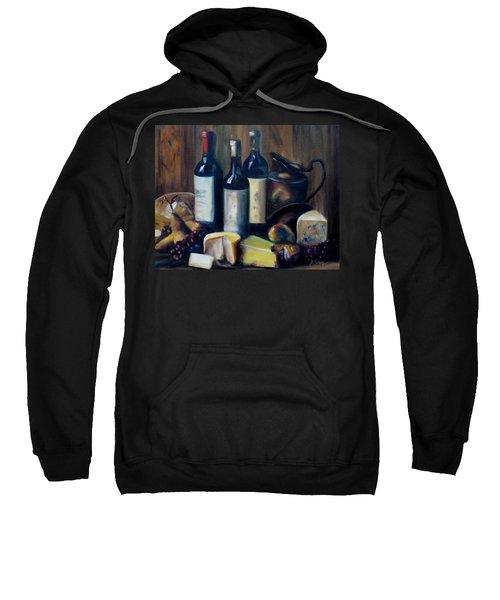 Feast Still Life Sweatshirt