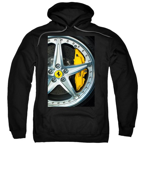 Ferrari Wheel 3 Sweatshirt