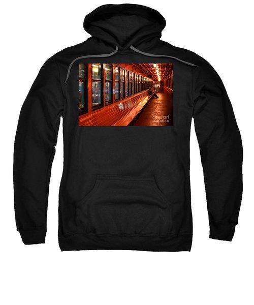 Ferry Boat Riders Sweatshirt