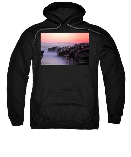 Fine Art Water 8 Sweatshirt