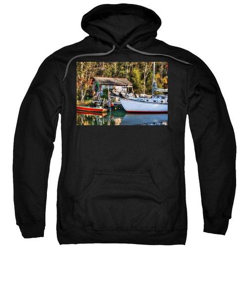 Fish Shack And Invictus Original Sweatshirt