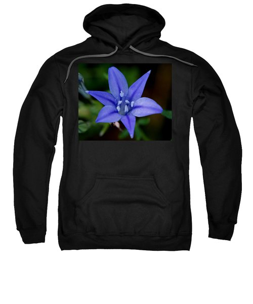 Sweatshirt featuring the photograph Flower From Paradise Lost by Kim Pate