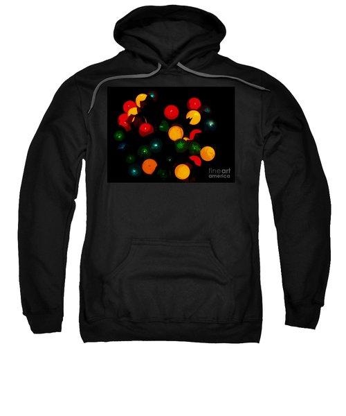 Flower Light Bunch Sweatshirt