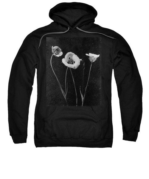 Flowers In Louise Beebe Wilder's Garden Sweatshirt