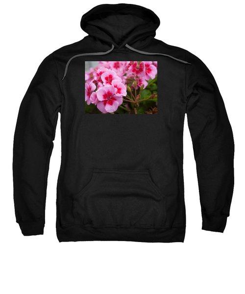 Flowers On A Rainy Sunday Afternoon Sweatshirt