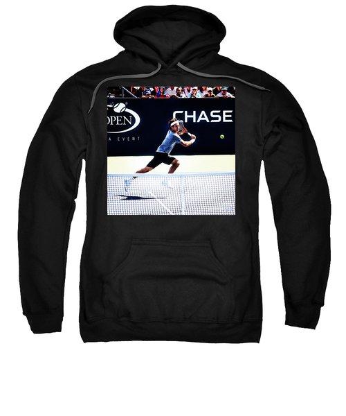 Flying Federer  Sweatshirt