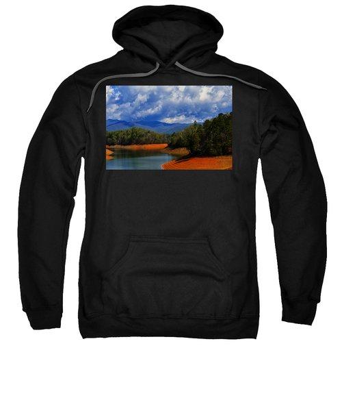 Fontana Lake Storm Sweatshirt