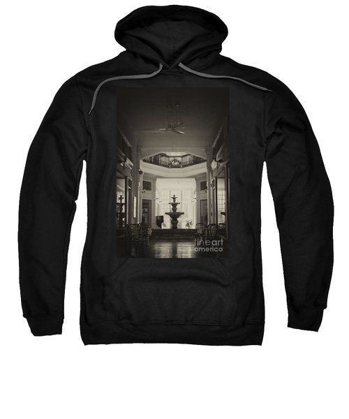 Fountain In The Light Sweatshirt