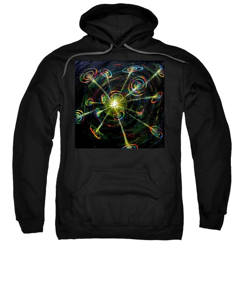 Fourth Day Of Creation Sweatshirt