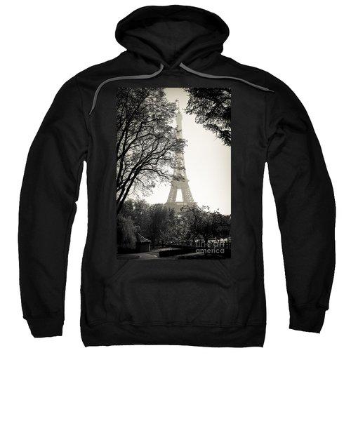 The Eiffel Tower Paris France Sweatshirt