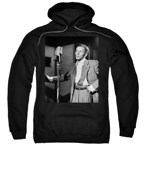 Frank Sinatra Sweatshirt by Mountain Dreams