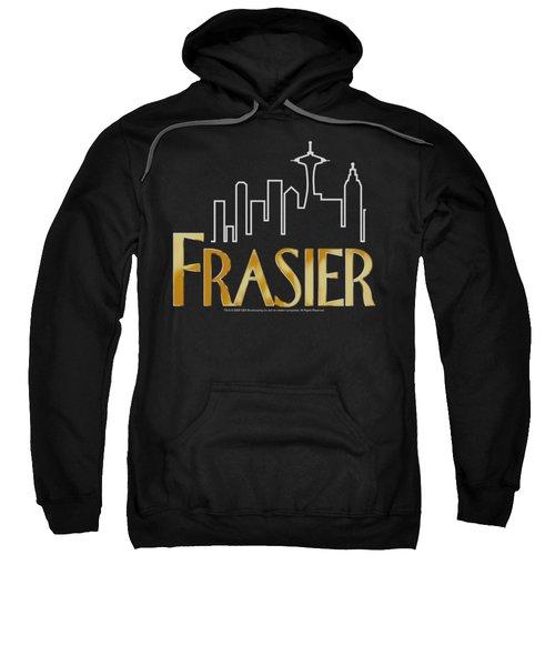 Frasier - Frasier Logo Sweatshirt by Brand A