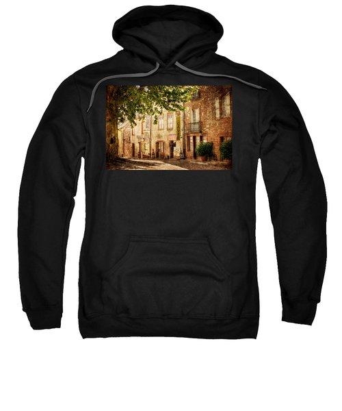 French Village Street / Meyssac Sweatshirt
