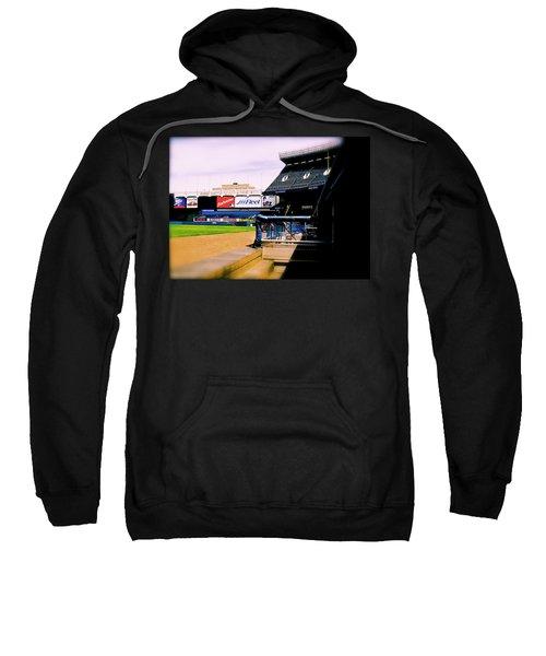 From The Dugout  The Yankee Stadium Sweatshirt