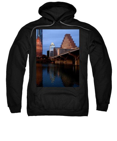 Frost Across The River Sweatshirt