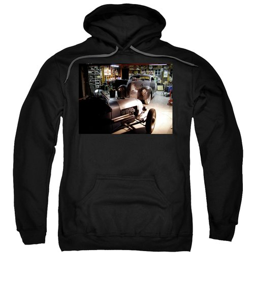 Garage Tour Sweatshirt