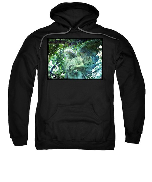 Garden Angel - Divine Messenger Sweatshirt