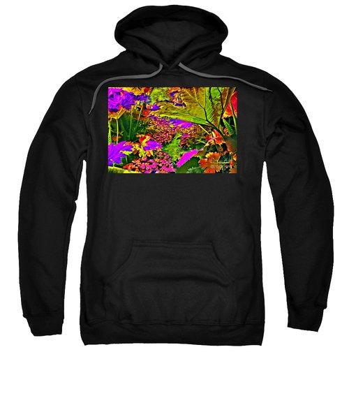 Garden Of Color Sweatshirt
