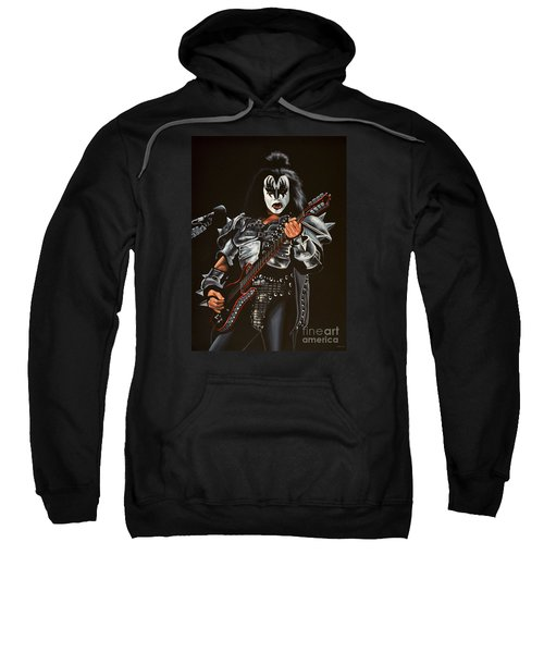 Gene Simmons Of Kiss Sweatshirt