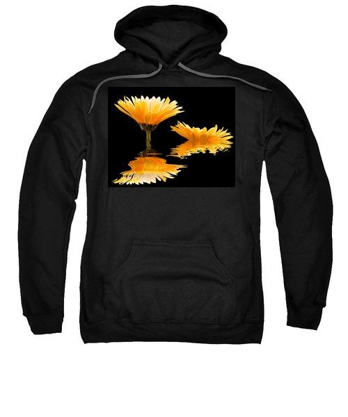 Gerbera Reflection Sweatshirt