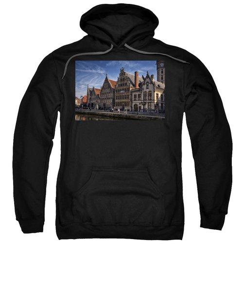 Ghent Guild Houses Sweatshirt