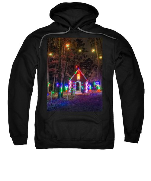Ginger Bread House Sweatshirt