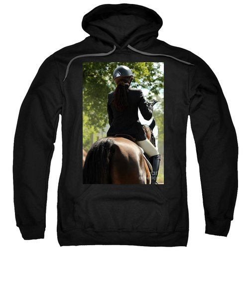 Going Over The Course Sweatshirt
