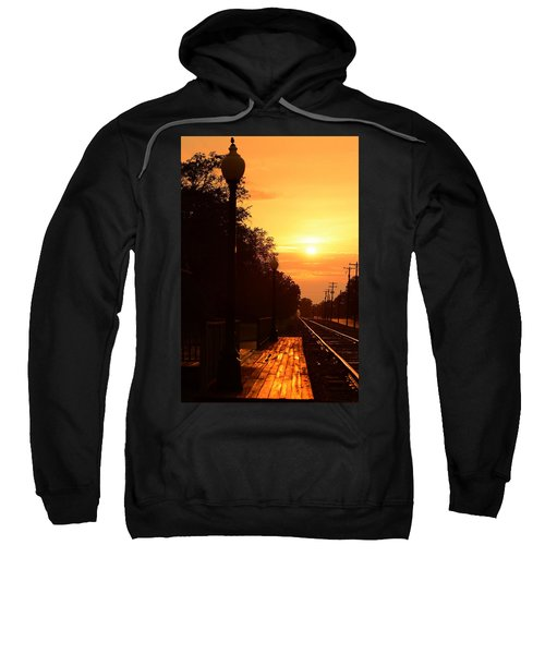 Golden Age Of Rails Sweatshirt