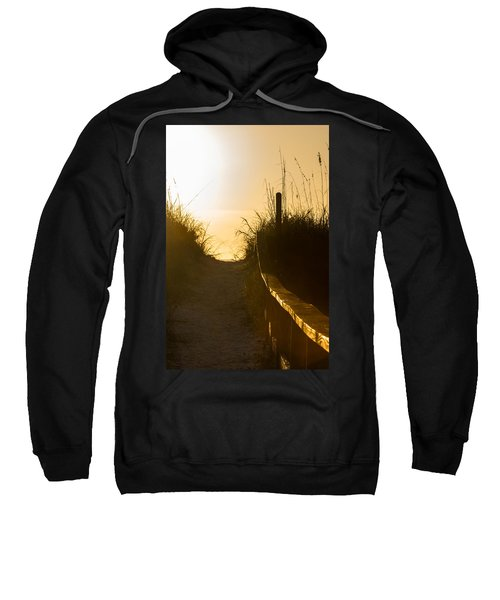 Golden Beach Access Sweatshirt