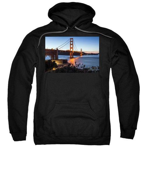 Golden Gate Night Sweatshirt