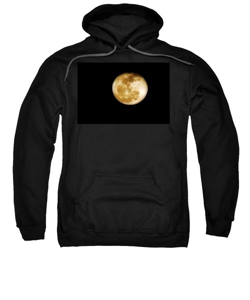 Golden Moon Sweatshirt