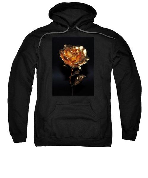 Golden Rose Sweatshirt